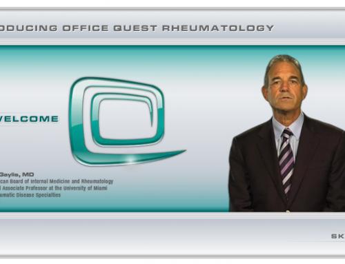 Rheumatology Preceptorship